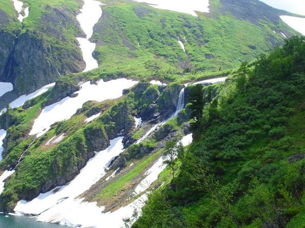 водопад 25 июня 2011 года