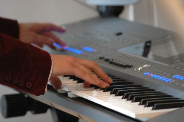 Unterricht am Keyboard - ein idealer Einstieg in die Musik