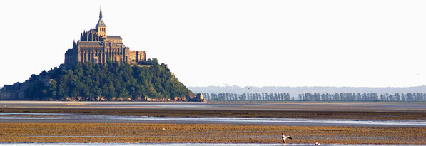 La Baie du Mont Saint Michel en photo