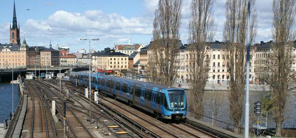 T-Bana Stockholm
