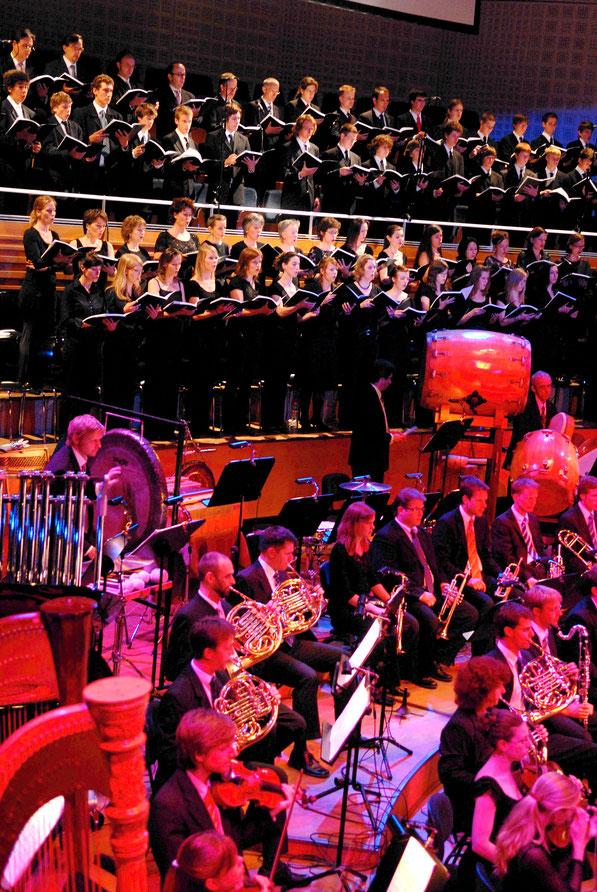 1. Konzert des 21st Century Chorus