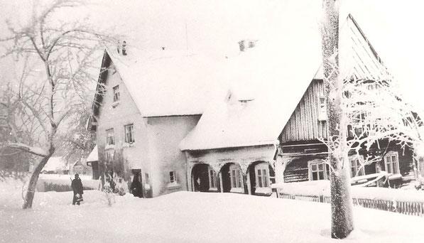 Hohenwald - Haus Nr. 22 - 1940