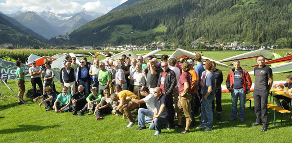 Fledge Treffen 12. & 13. Sep. 2015 in Sand in Taufers