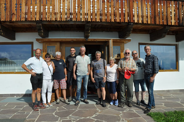 Ausflug nach Greifenburg zur Emberger Alm - Fichtenheim am, 22.+23. Juli 2017