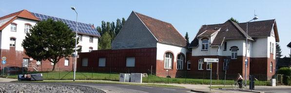 Das neue Vereinsgebäude