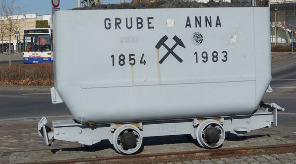Lore: Grube Anna 1854 - 1983