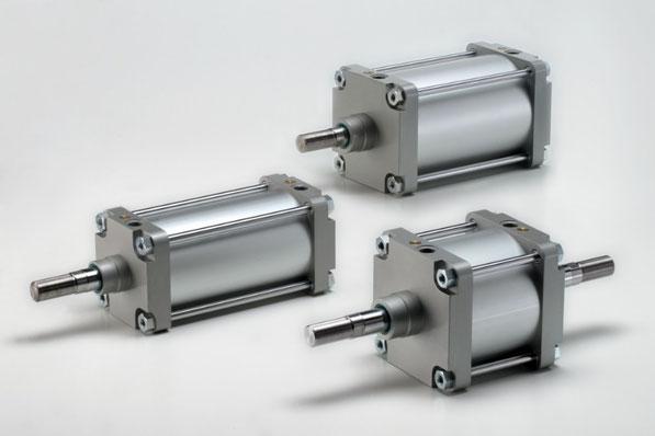 CYLINDER ISO 15552 D. 320mm, KOMPAUT Marnate