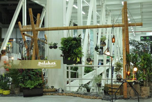 Sistema de Cables para Construir con Bamboo por Palakas