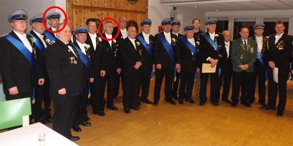 """Die """"Ausgezeichneten"""" der ABS-Mitgliederversammlung 2014"""