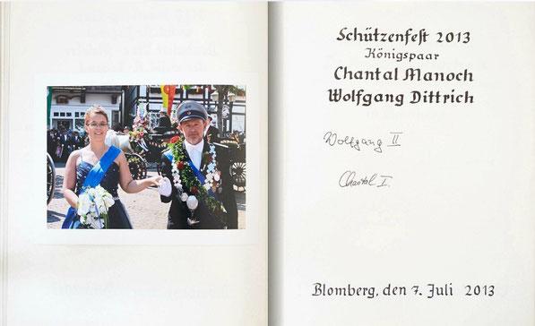 """""""Goldenes Buch"""" Seiten 172 und 173"""