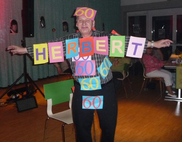 Herbert wird 60!