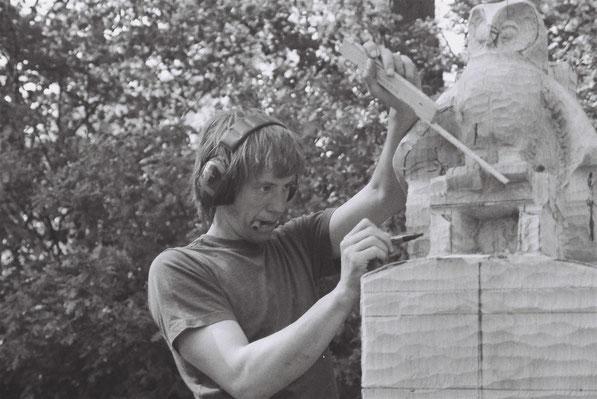Bildhauer und Pädagoge Hans Jannsen