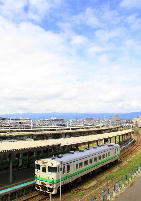 函館 キハ40