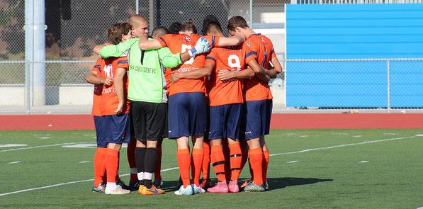 San Diego Zest FC PDL サッカー 米国大学サッカー