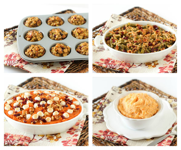 Subtle healthy swaps that no one will notice at your Thanksgiving dinner!