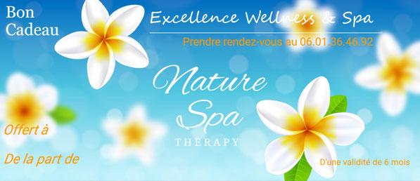 ExcellenceWellness Institut Spa et Massage Bien-être, Soin du corps et soins visage, cosmétiques biologiques green et végan sur Bayonne.