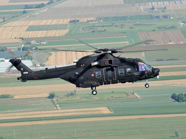 """Agusta Westland HH-101 """"Caesar"""" (Foto: Finmeccanica)"""