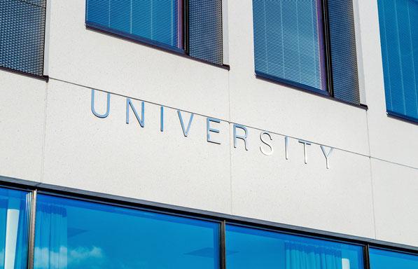 Universität Gebäude