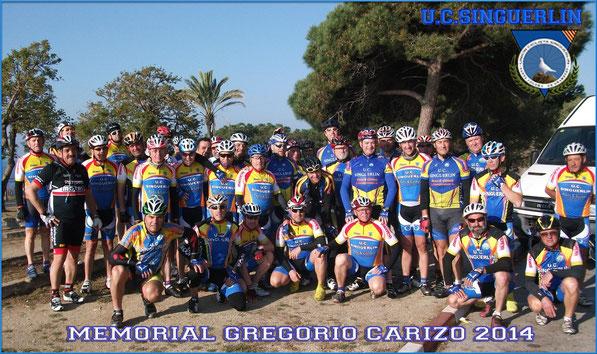 IV Memorial Gregorio Carrizo
