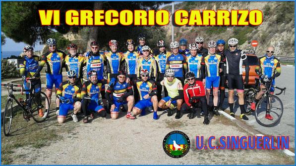 VI Memorial gregorio Carrizo 2016