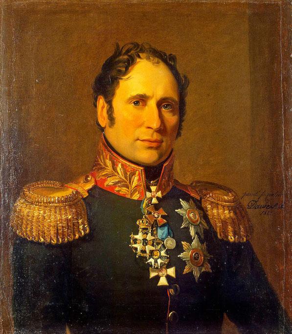 Портрет Карла Ивановича Оппермана