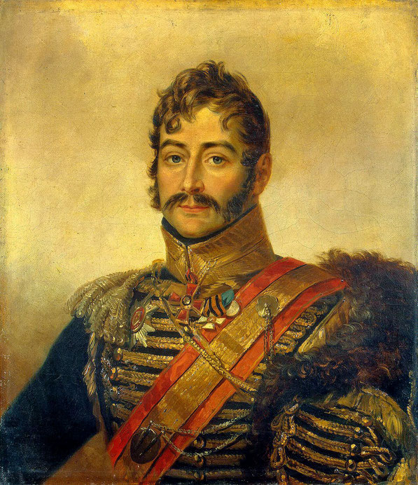 Портрет Егора Ивановича Меллер-Закомельского