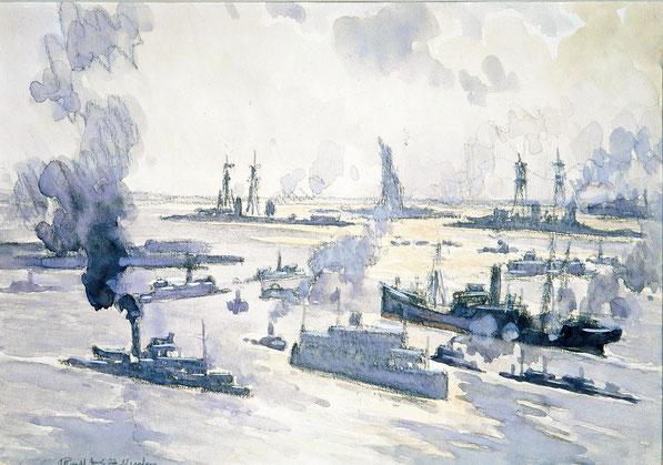 Корабли в гавани
