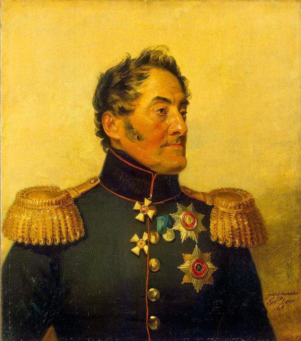 Портрет Льва Михайловича Яшвиля