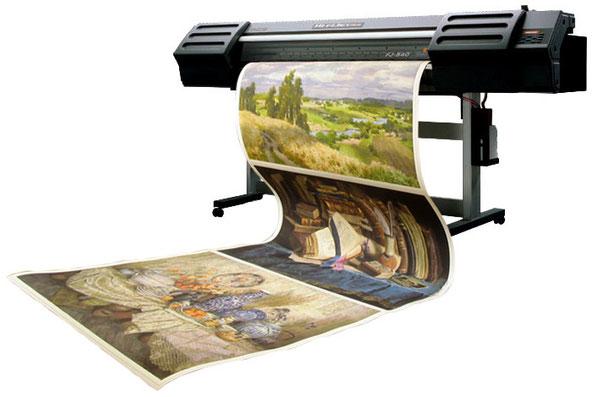 Изготовление картин на принтере