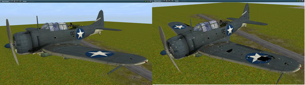 curtiss p-40 warhawk 10-cu
