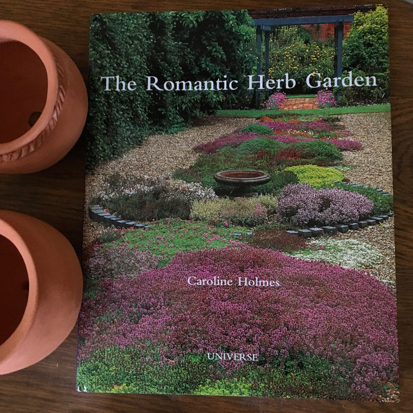 Book: the Romantic Herb Garden