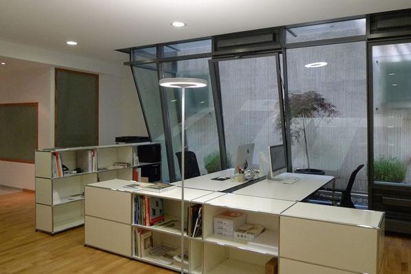 Büro Oberstadt, Schaffhausen I Open Space
