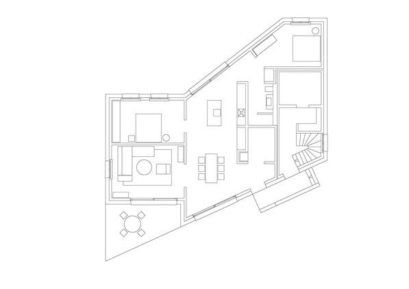 Neubau EFH Klushau, Schaffhausen I Grundriss
