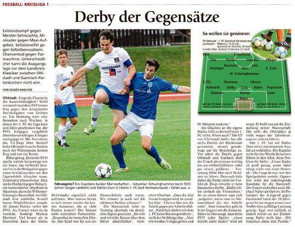 Ga-Pa Tagblatt vom 26.04.2017