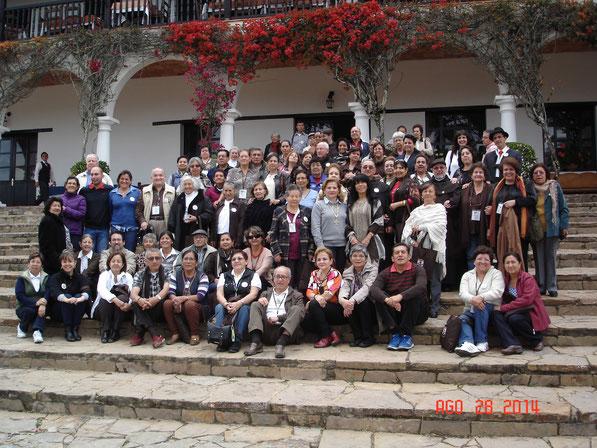 III Reunión Cicla Bolivariana OCDS - Villa De Leyva, Colombia Agosto / 2014