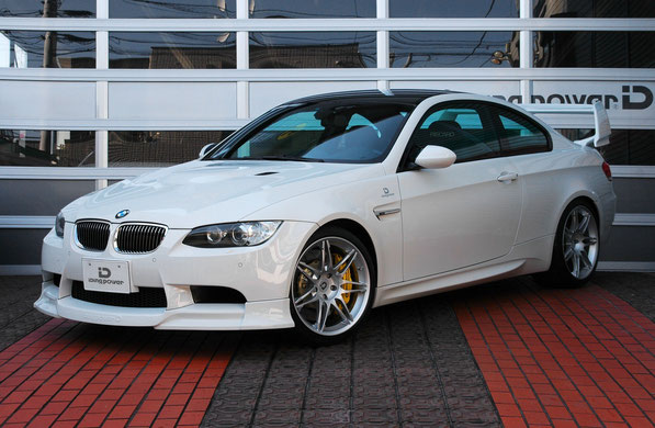 Forged Aluminum Wheel for E9X-M3