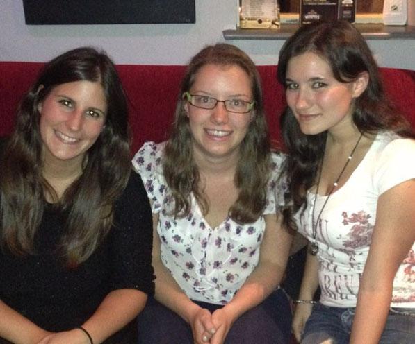 Amaia, Ich und Maggie