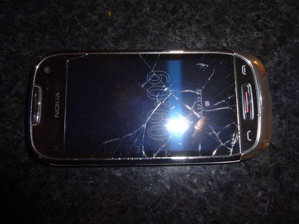 Mein Handy....