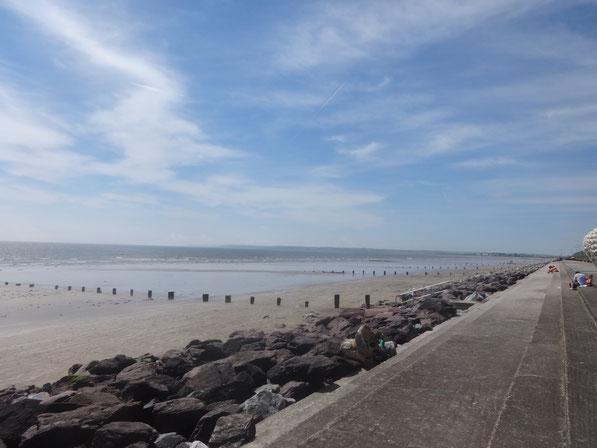 Sonne Strand und Meeeeer!
