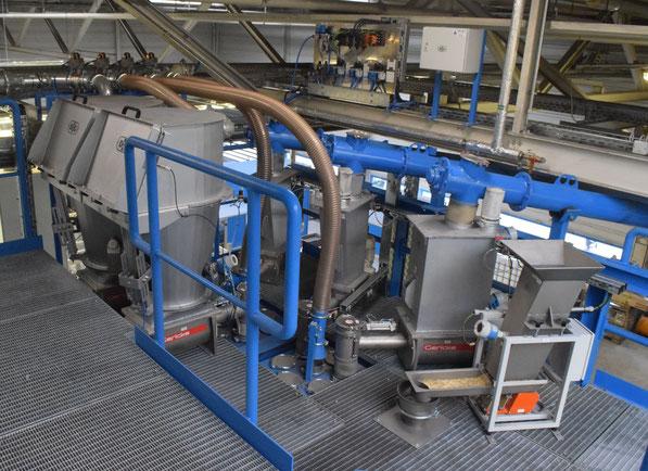 Ebene 2 - Feststoffdosierung