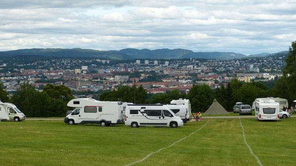 Camping Ekeberg