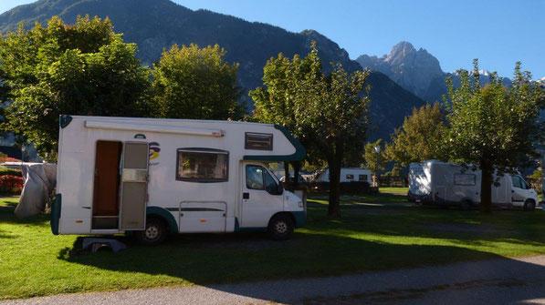 Camping Falken in Lienz