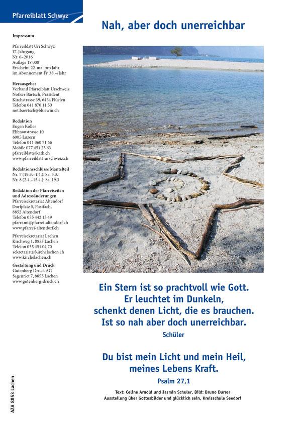 Pfarreiblatt 06-16