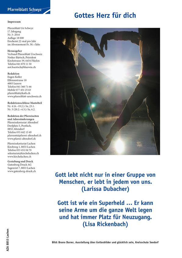 Pfarreiblatt 03-16