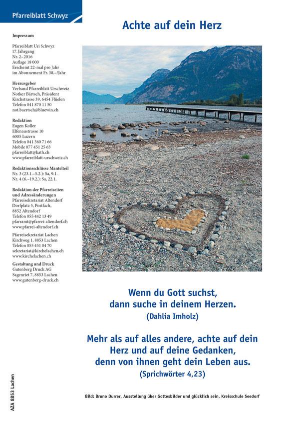 Pfarreiblatt 02-16