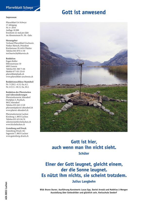 Pfarreiblatt 04-16