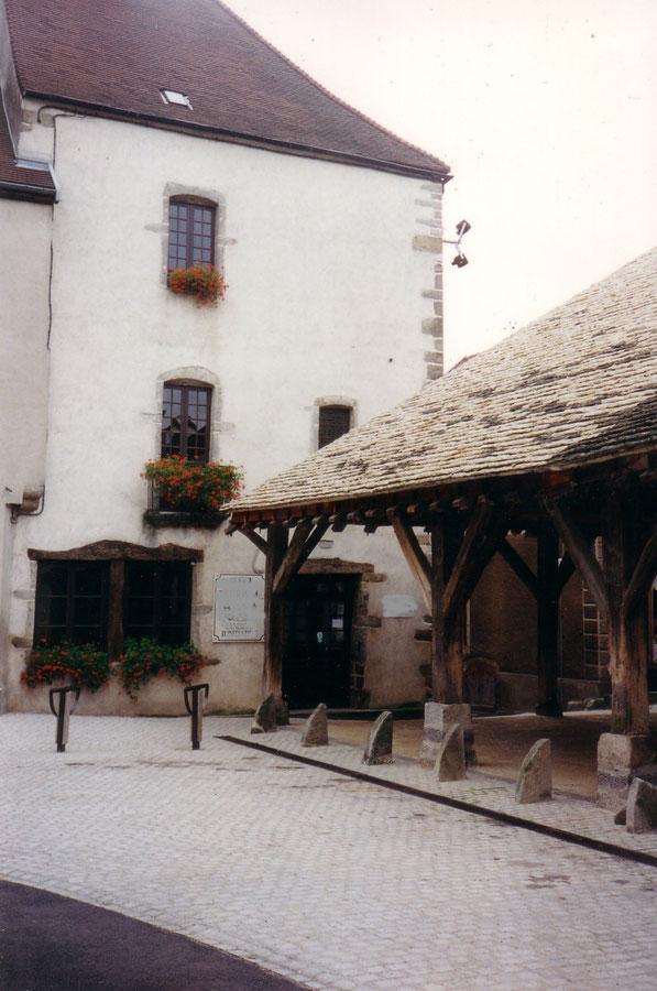 maison des halles