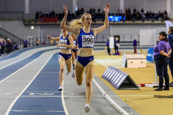 Cannae believe it! - Jemma Reekie breaks the British record