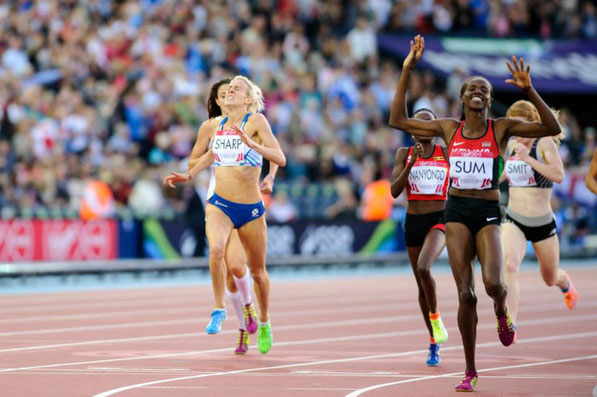 The 800m at the 2014 Commonwealth Games