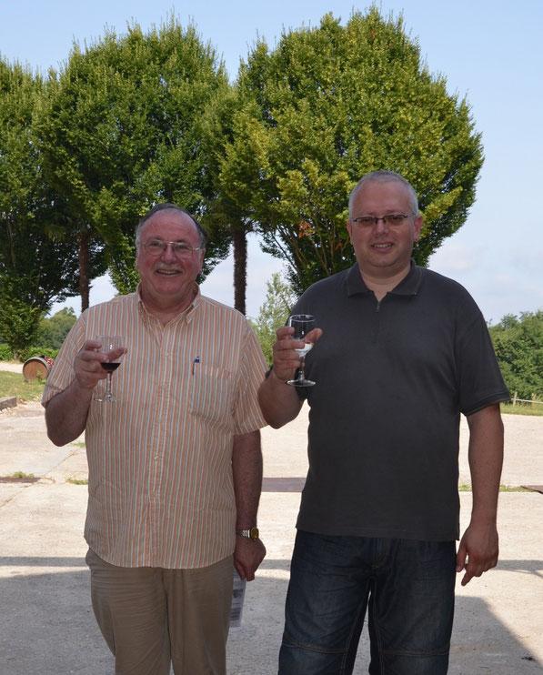 A Belrose Moncaillou, producteur de Bordeaux